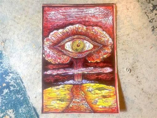 Golgotha Psychomanteum - Cult of Golgotha Series - David B. Metcalfe - 2018